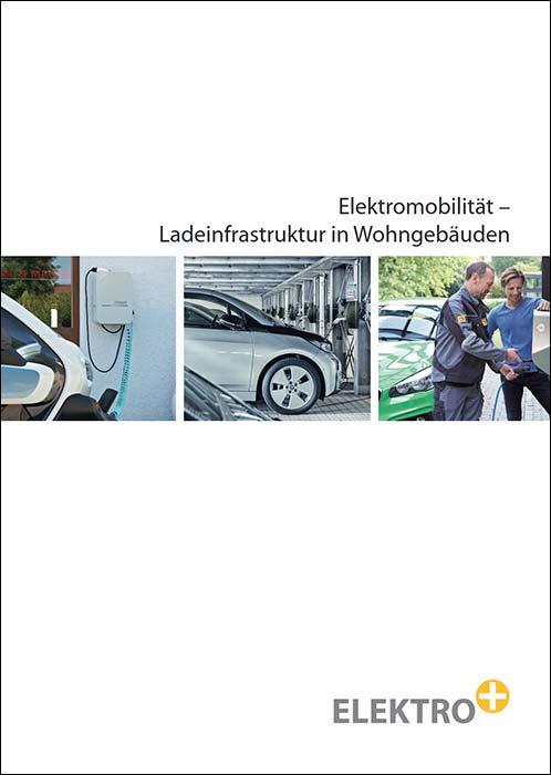 """Neue Broschüre """"Elektromobilität - Ladeinfrastruktur in Wohngebäuden"""""""